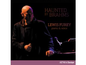 LEWIS FUREY - Haunted By Brahms - Johannes Brahms & Lewis Furey (CD)