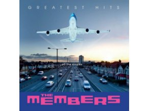 MEMBERS - Greatest Hits - All The Singles (CD)