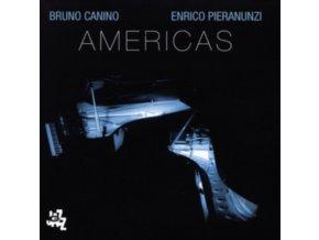 BRUNO CANINO & ENRICO PIERANUNZI - Americas (CD)