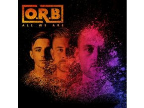 O.R.B (THE ORIGINAL RUDEBOYS) - All We Are (CD)