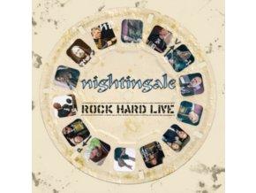 NIGHTINGALE - Rock Hard Live (CD)
