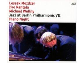 MOZDZER / RANTALA / WOLLNY - Piano Night - Jazz At Berlin Philharmonic Vii (CD)