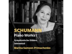 MARINA SAMSON-PRIMACHENKO - Schumann/Piano Works 1 (CD)