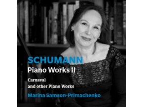 MARINA SAMSON-PRIMACHENKO - Schumann/Piano Works 2 (CD)