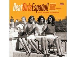 VARIOUS ARTISTS - Beat Girls Espanol! 1960S She-Pop From Spain (CD)