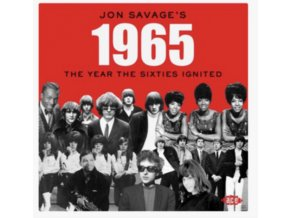 VARIOUS ARTISTS - Jon Savages 1965: The Year The Sixties Ignited (CD)