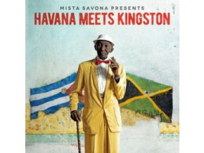 MISTA SAVONA - Havana Meets Kingston (CD + Book)