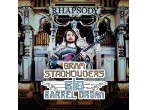 BRAM STADHOUDERS - Big Barrel Organ (CD)