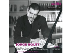 JORGE BOLET - Rias Recordings Vol.2 - Liszt (CD)