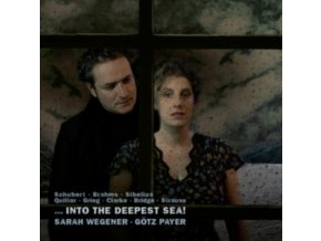 SARAH WEGENER & GOTZ PAYER - Into The Deepest Sea! (CD)