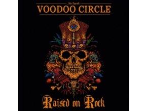 VOODOO CIRCLE - Raised On Rock (Limited Edition) (CD)