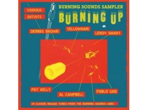 VARIOUS ARTISTS - Burning Up - A Burning Sounds Sampler (CD)