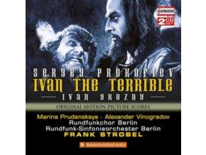 VARIOUS ARTISTS - Ivan The Terrible (CD)