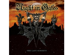 NIGHT IN GALES - The Last Sunsets (CD)
