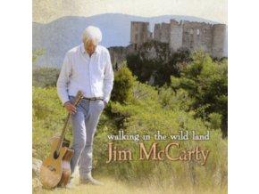 JIM MCCARTY - Walking In The Wild Land (CD)