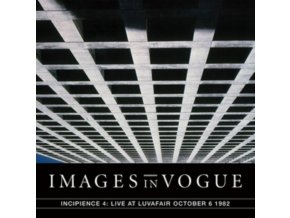 IMAGES IN VOGUE - Live At Luvafair October 6Th 1982 (CD)