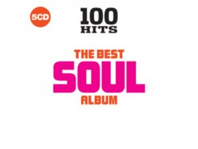 VARIOUS ARTISTS - 100 Hits - The Best Soul Album (CD)