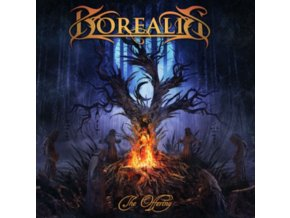 BOREALIS - The Offering (CD)