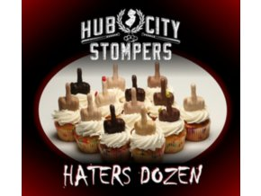 HUB CITY STOMPERS - Haters Dozen (CD)