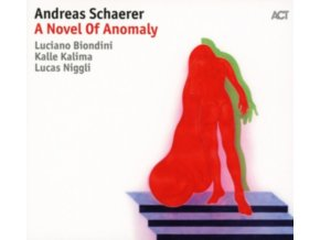 ANDREAS SCHAERER - A Novel Of Anomaly (CD)