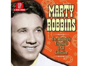 MARTY ROBBINS - The Absolutely Essential 3 Cd Collection (CD)