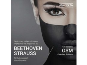 OSM CHAMBER SOLOISTS - Beethoven: Septet E-Flat Major / Strauss: Till Eulenspiegel Einmal Anders! (CD)