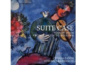 CHIARA ZANISI / STEFANO BARNESCHI - Suite Case: Violin Duos From Vivaldi To Sollima (CD)