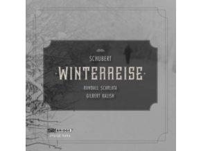 SCARLATA / KALISH - Schubert / Winterreise (CD)
