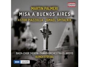BACH-CHOR SIEGEN / STOTZEL - Palmeri / Missa Buenos Aires (CD)