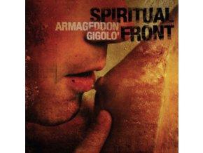 SPIRITUAL FRONT - Armageddon Gigolo (Book Edition) (CD)