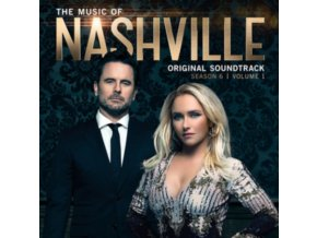 NASHVILLE CAST - The Music Of Nashville - Season 6 Vol 1 (CD)