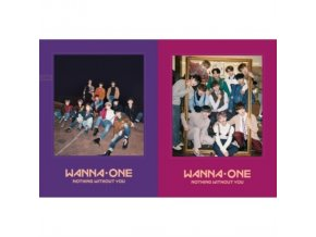 WANNA ONE - (1-1=0 (Nothing Without You)) (CD)
