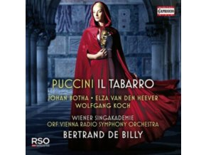 VARIOUS ARTISTS - Puccini/Il Tabarro (CD)