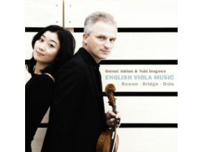 GERNOT ADRION & YUKI INAGAWA - English Viola Music: Bowen. Bridges. Dale (CD)