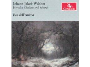 ECO DELLANIMA - Walther: Hortulus Chelicus And Scherzi (CD)