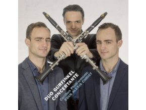 DUO GURFINKEL CONCERTANTE / COTTBUS PHILHARMONIC & EVAN ALEXIS CHRIST - Duo Gurfinkel Concertante (CD)