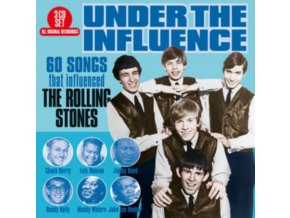 VARIOUS ARTISTS - Under The Influence - 60 Songs That Influenced The Rolling Stones (CD)