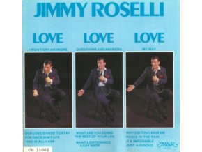 JIMMY ROSELLI - Love Love Love (CD)