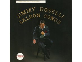 JIMMY ROSELLI - Saloon Songs (CD)