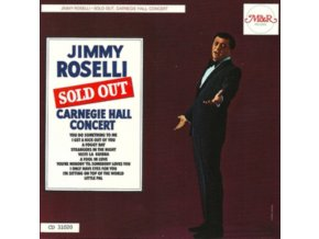 JIMMY ROSELLI - Sold Out - Carnegie Hall (CD)