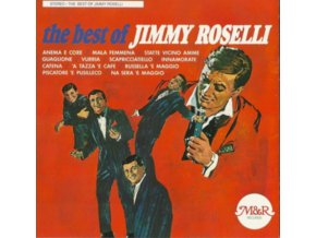 JIMMY ROSELLI - The Best Of (CD)