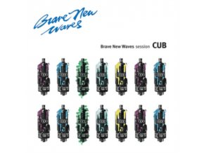 CUB - Brave New Waves Session (CD)