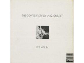 CONTEMPORARY JAZZ QUINTET - Location (CD)