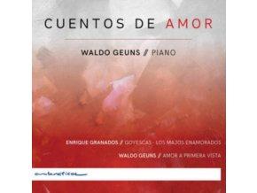 WALDO GEUNS - Cuentos De Amor (CD)