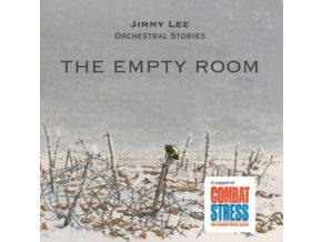 JIMMY LEE - The Empty Room (CD)