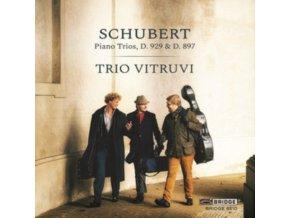 TRIO VITRUVI - Schubert / Trios (CD)