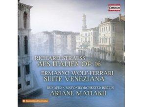 RSO BERLIN / MATIAKH - Strauss / Aus Italien Op. 16 (CD)