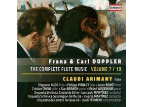 VARIOUS ARTISTS - Doppler / The Complete Flute Music - Vol 7 (CD)