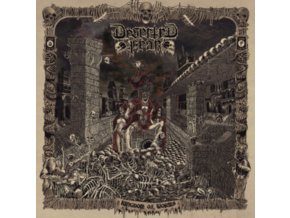 DESERTED FEAR - Kingdom Of Worms (CD)