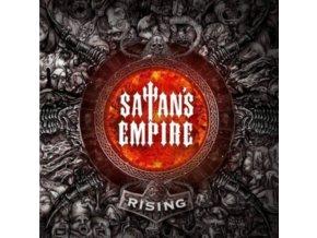 SATANS EMPIRE - Rising (CD)